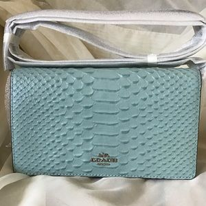 "NWT Coach ""Hayden"" Crossbody/Clutch"